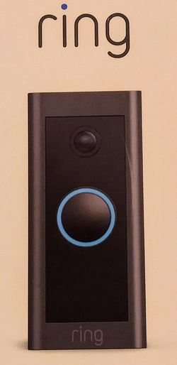 Ring Wired WiFi Video Doorbell Camera for Sale in Seattle,  WA