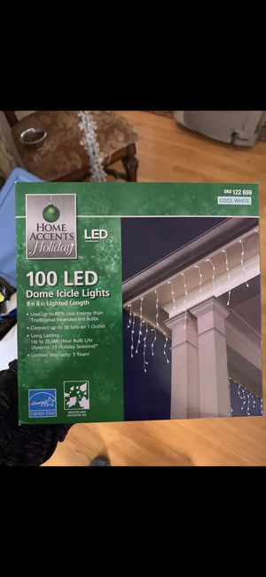Icicle LED Lights for Sale in Monsey, NY