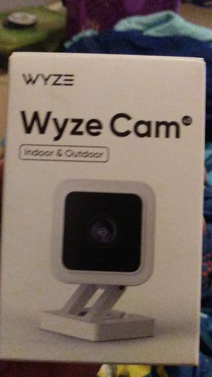 Wyze cam indoor and outdoor for Sale in Indianapolis, IN