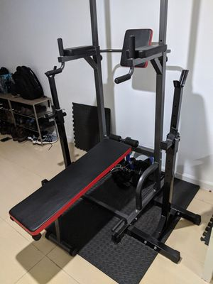 Pull Up Rack Combo for Sale in Queens, NY