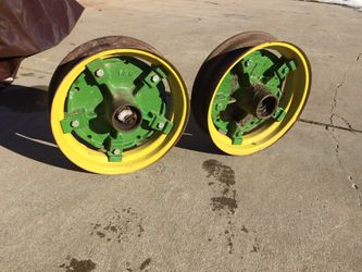 Jd Mod B rims and factory weights for Sale in Entiat,  WA