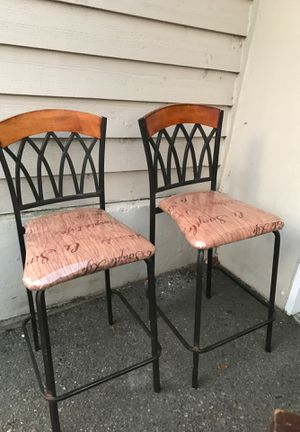 2 stools for Sale in Covington, WA