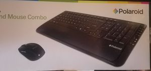 Wireless keyboard and mouse combo for Sale in Menifee, CA