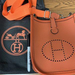 H Crossbody - Burnt Orange for Sale in Houston, TX