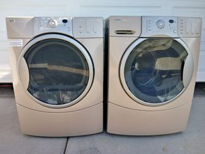 $$ KENMORE ELITE WASHER & GAS DRYER $$ for Sale in Victorville, CA