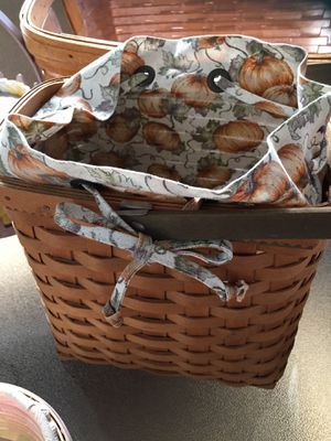Longaberger Basket - Sale Price for Sale in Fort Myers, FL