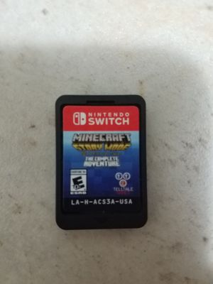 Minecraft Story Mode Nintendo Switch for Sale in Cleveland, OH