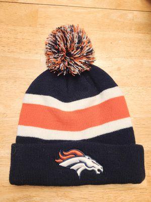 Unisex Broncos Beanie Purchased at Broncos Stadium for Sale in Albuquerque, NM