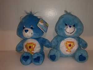Champ Bear Carebears Care Bear plush lot sale NWT teddy bear doll sale for Sale in Phoenix, AZ