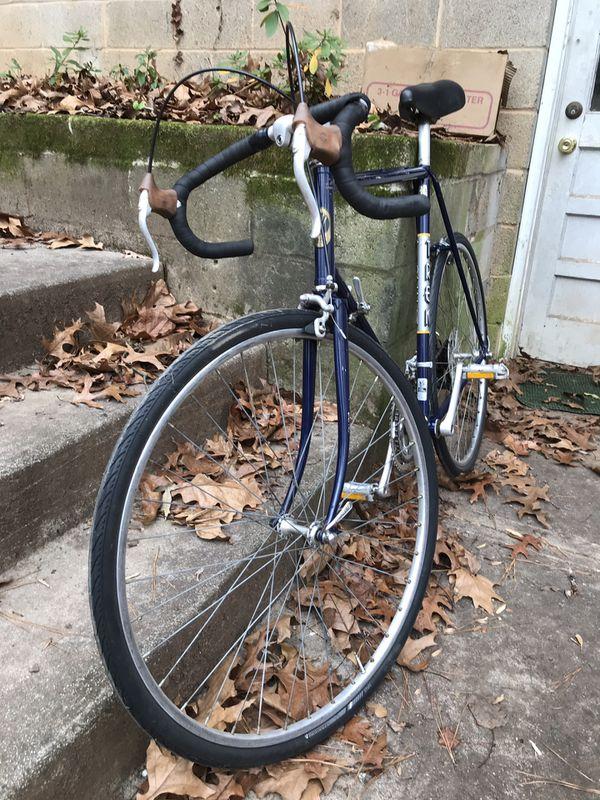 Trek road bike