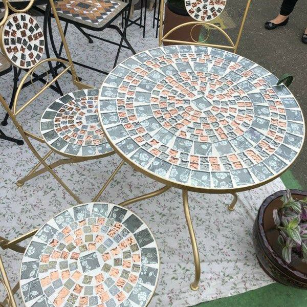 Bistro Table With Chairs. PRICE IS FIRM