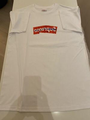 Supreme Comme De Garçons Shirt Size Medium for Sale in New York, NY