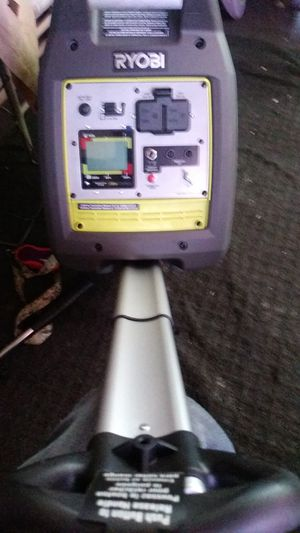 Ryobi bluetooth generator/invertor like new for Sale in Midvale, UT