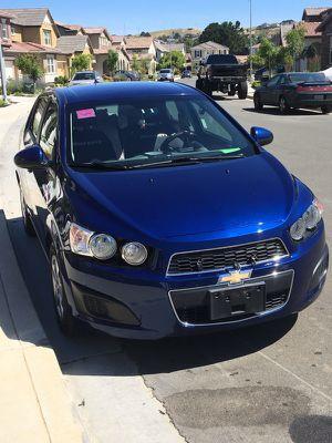 2013 Chevrolet Sonic for Sale in Vallejo, CA