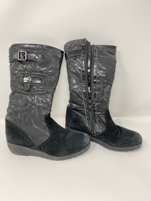 Naturino girls boots size 12 eur 30. $10 for Sale in Kinnelon, NJ