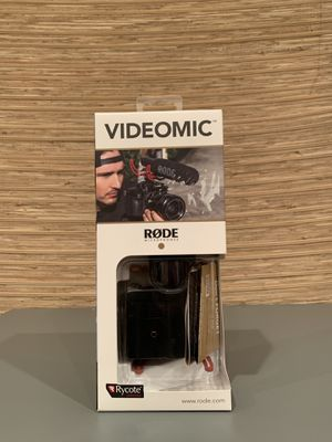 Rode video mic for Sale in Tucson, AZ