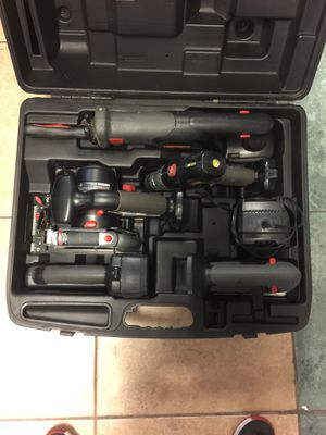 Craftsman Power Tool Set for Sale in Henderson, NV