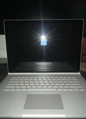 "Microsoft Surface Book 2 15"" 16GB RAM 256GB HD i7 8650U Turbo 4.2GHz 2-in-1 Touchscreen Tablet Laptop for Sale in Irvine, CA"