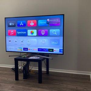 Samsung Smart TV 58 Inch 4K UHD TV Free Chromecast for Sale in Aurora, CO