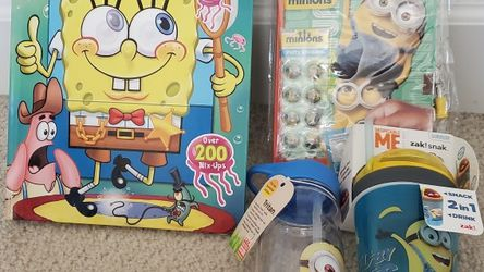 Kids Fun Bundle All New Together For $10 for Sale in Dublin,  CA