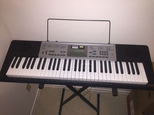 Casio Keyboard for Sale in Las Vegas, NV