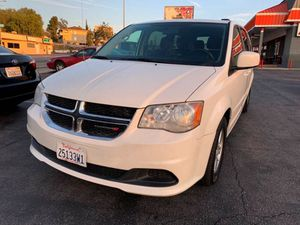 2012 Dodge Grand Caravan for Sale in Tujunga, CA