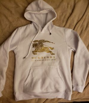 Brand New Burberry Cotton Hoodie Size Small for Sale in Evans City, PA