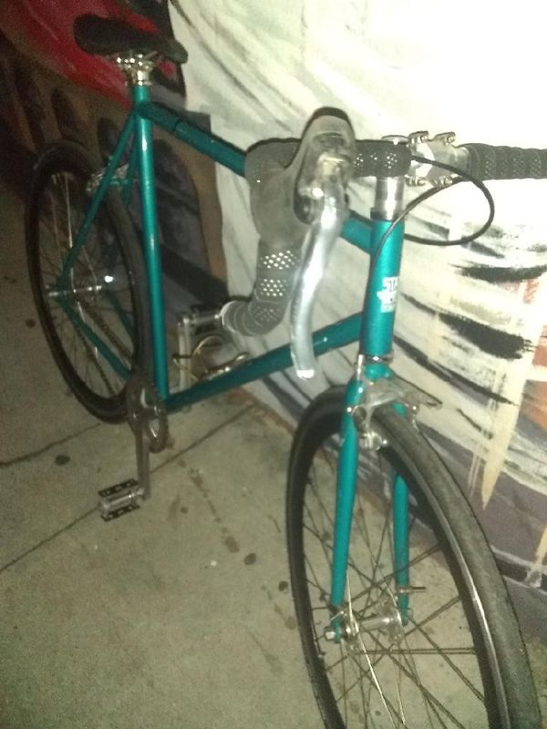 State Road Bike