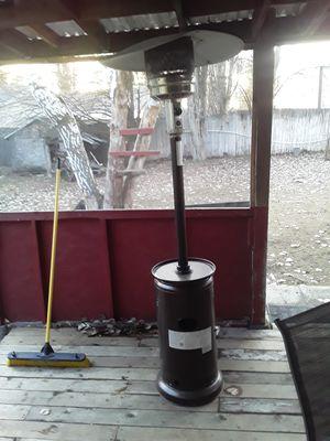 Outside heater lamp style for Sale in Spokane, WA