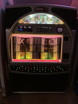 CD JUKEBOX. ROWE 100 CD'S INCLUDED for Sale in Little Chute, WI