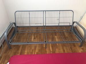 Steel futon frame for Sale in Piscataway, NJ