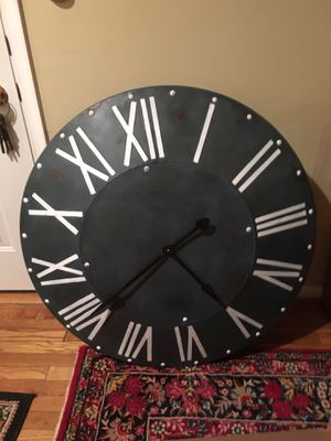 Very Large Wall Clock for Sale in Fairfax, VA
