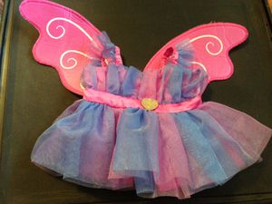 Butterfly dress/costume for Build-a-Bear for Sale in La Mesa, CA