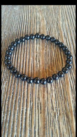 Black onyx bracelet ( read description ) for Sale in Fontana, CA