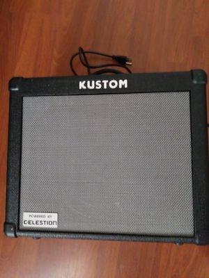 Kustom amplifier guitar speaker for Sale in Philadelphia, PA