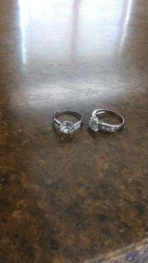 2 rings one is sterlin silver for Sale in Chandler, AZ