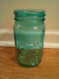 "Jardin blue 8"" canning jar for Sale in Strongsville, OH"
