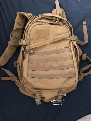 Tactical performance backpack tan for Sale in Trumbull, CT