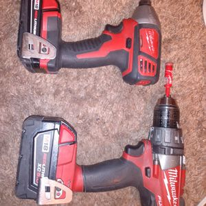 Milwaukee Drills, Don't Miss The Chance To Grab These For A Price You Can't Get Anywhere for Sale in Sandy, UT