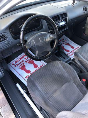 Honda 2000 civic 187 miles for Sale in Tampa, FL