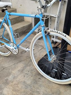 SE BIKES LAGER FIXIE/ SINGLE SPEED BIKE 54 cm for Sale in Los Angeles,  CA