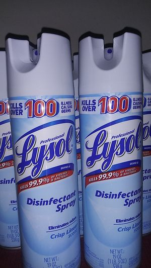 Lysol for Sale in Montclair, CA