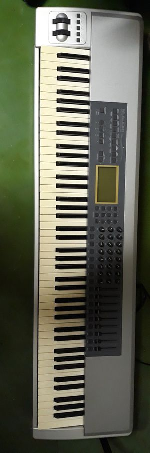M-Audio Keystation Pro 88 USB MIDI Keyboard for Sale in Phoenix, AZ