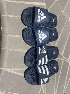 Men's Adidas Sandals size 9 for Sale in La Verne, CA