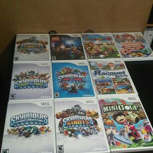 Lot Of Wii Games for Sale in West Chicago, IL