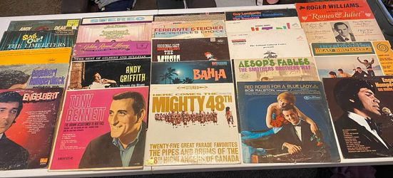 23 records as bundle for Sale in Exeter,  CA