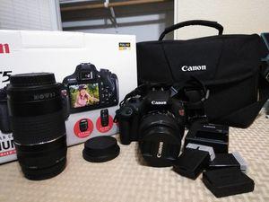 Canon EOS Rebel T5 Digital SLR Camera for Sale in Sacramento, CA