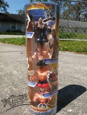 WWE Thumbpers 4-Pack Figures for Sale in Orlando, FL