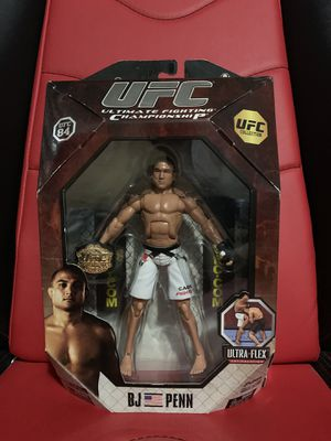 UFC Action Figure BJ Penn for Sale in Hacienda Heights, CA