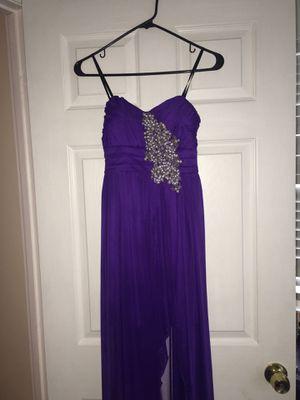 Purple Prom Dress Size 3 for Sale in Glen Burnie, MD